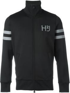 logo print zipped jacket Hydrogen