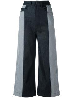джинсы с полосатыми вставками Diesel Black Gold