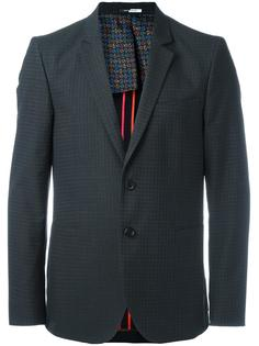 checked blazer Paul Smith Jeans