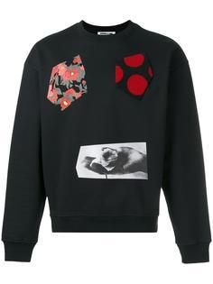 multi-print sweatshirt McQ Alexander McQueen