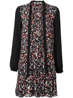 платье с цветочным рисунком McQ Alexander McQueen