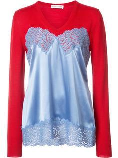 блузка с V-образным вырезом Altuzarra