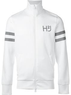 logo print zipped jacket Hydrogen