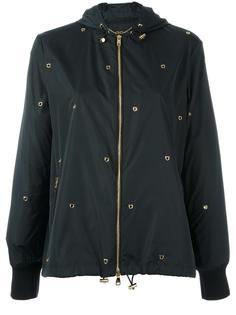 куртка с заклепками Salvatore Ferragamo