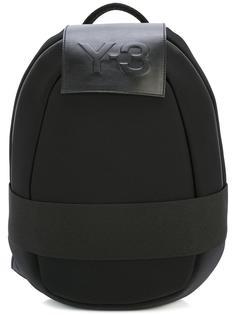 рюкзак с тисненым логотипом Y-3