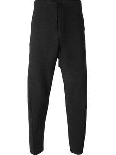 брюки с заниженной шаговой линией  Forme Dexpression