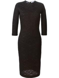 кружевное платье  Givenchy