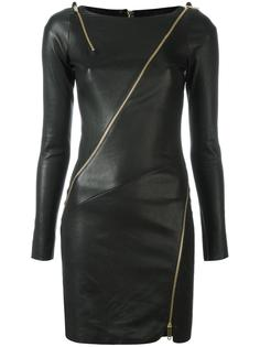 zip detail bodycon dress Jitrois