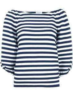 блузка с пышными рукавами три четверти Sonia Rykiel