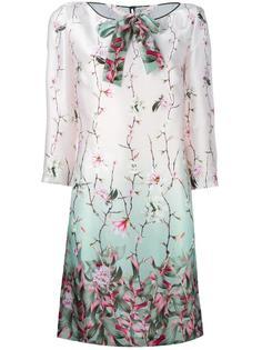 платье-рубашка с рисунком Antonio Marras