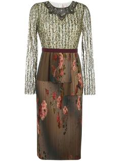 платье Nanako Antonio Marras