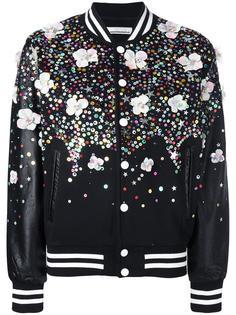декорированная куртка-бомбер Night Market