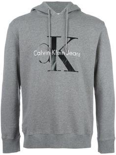 logo print hoodie Calvin Klein Jeans