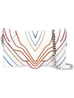 Multilines shoulder bag Elena Ghisellini