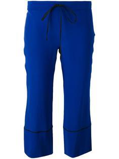 укороченные брюки LAutre Chose