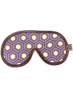 Cobalt Cravat eye mask Otis Batterbee