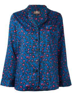 leopard print pyjama set  Otis Batterbee
