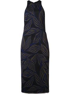 платье средней длины без рукавов Jason Wu