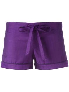 bow pyjama shorts  Otis Batterbee