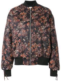 куртка-бомбер с цветочным принтом Iro