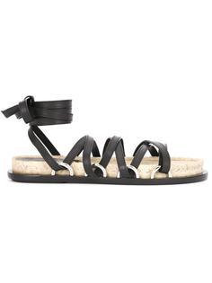 сандалии Adriana Alexander Wang