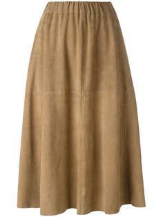 длинная юбка  Tomas Maier