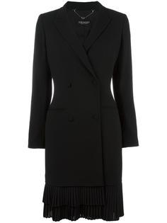 двубортное платье в стиле пиджака Twin-Set