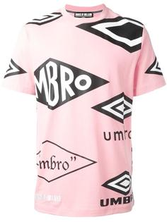 Umbro print T-shirt House Of Holland