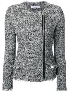 байкерская куртка без воротника Iro