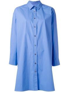 свободное платье-рубашка  Odeeh