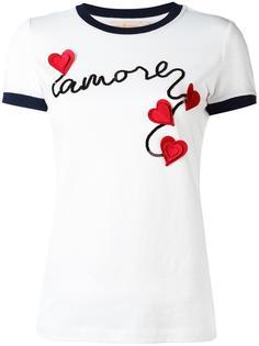 футболка Amore Tory Burch