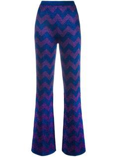 zigzag intarsia trousers Missoni