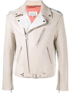байкерская куртка Maison Margiela