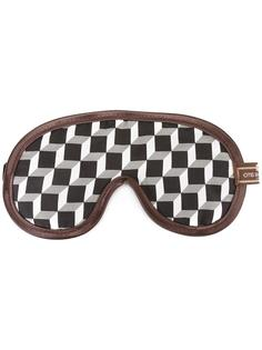Grey Tile eye mask Otis Batterbee
