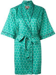 Jade Cravat kimono Otis Batterbee