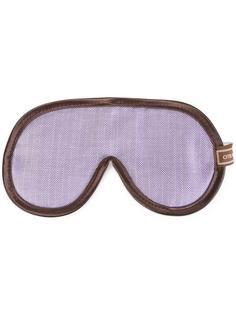 маска на глаза с узором в елочку Otis Batterbee