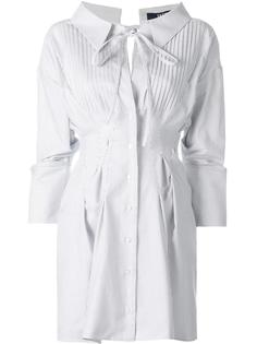 gathered shirt dress  Jacquemus