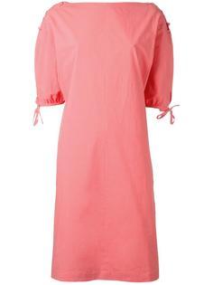 платье с короткими рукавами  Tomas Maier