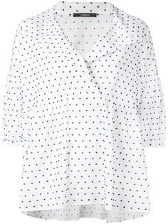 блузка в горошек  Odeeh
