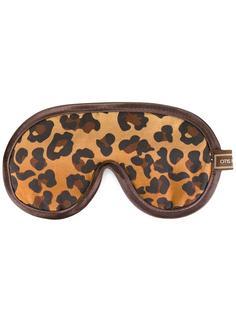 леопардовая маска на глаза Otis Batterbee
