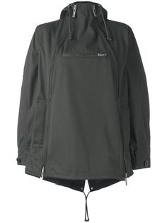 zipped parka jacket Sacai