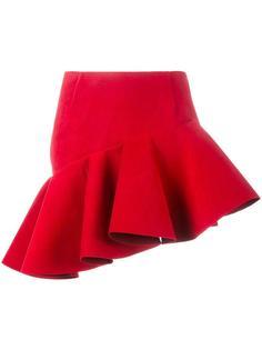 асимметричная мини юбка Jacquemus