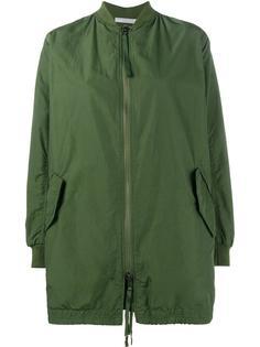 longline bomber jacket Vince