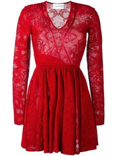 кружевное платье Zuhair Murad