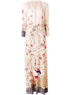 длинное платье Jill Vilshenko