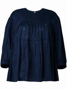 плиссированная блузка Muveil