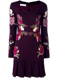 floral print dress Zuhair Murad