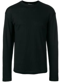plain sweatshirt  T By Alexander Wang