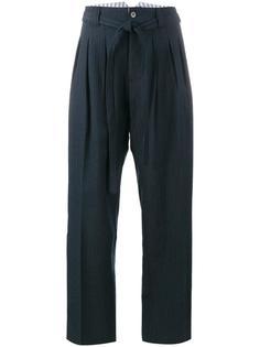 pinstripe Hakama trousers Visvim