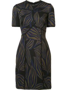 платье с растительным принтом Jason Wu